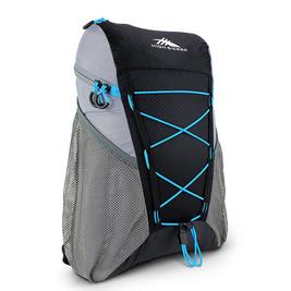HIGH SIERRA高山包  PACK-N-GO 2 18L SPORT BACKPACK收納式多功能後背包18L- -藍黑灰配色-96H-YM001[禾雅時尚]-戶外.婦幼.食品保健-myfone購物
