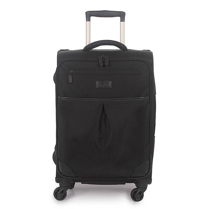 GOBY果比 Classic系列-21吋四輪-拉桿行李箱-旅行箱S15-多色可選檸檬黃S158