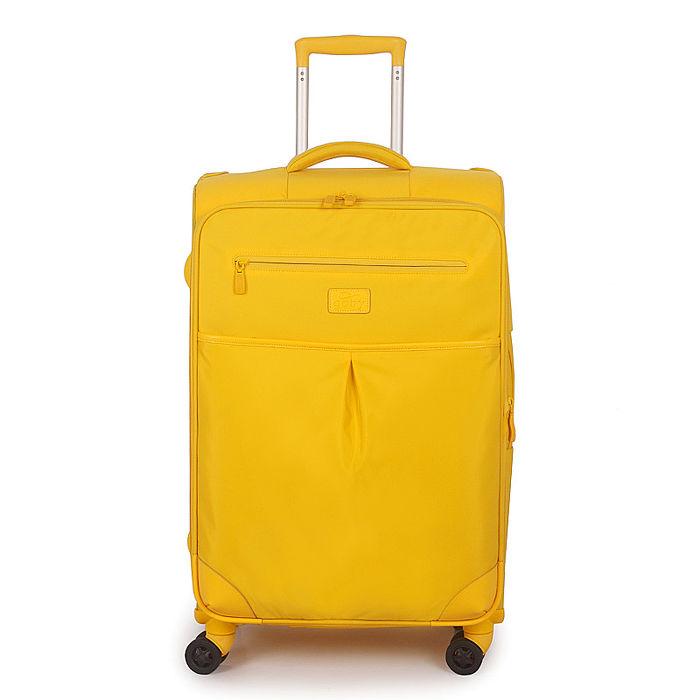 GOBY果比 Classic系列-25吋四輪-拉桿行李箱-旅行箱-S10-多色可選石榴紅S105