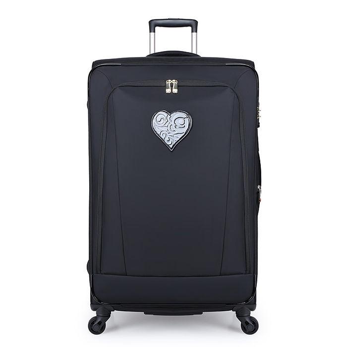 GOBY 果比Love 系列-21吋四輪行李箱-L15-櫻桃黑L151
