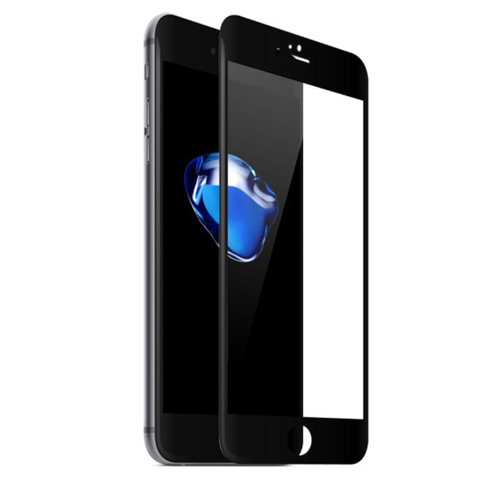 【SHOWHAN】全覆蓋iPhone6/6s (4.7吋)高清亮面9H鋼化保護貼(三色可選)