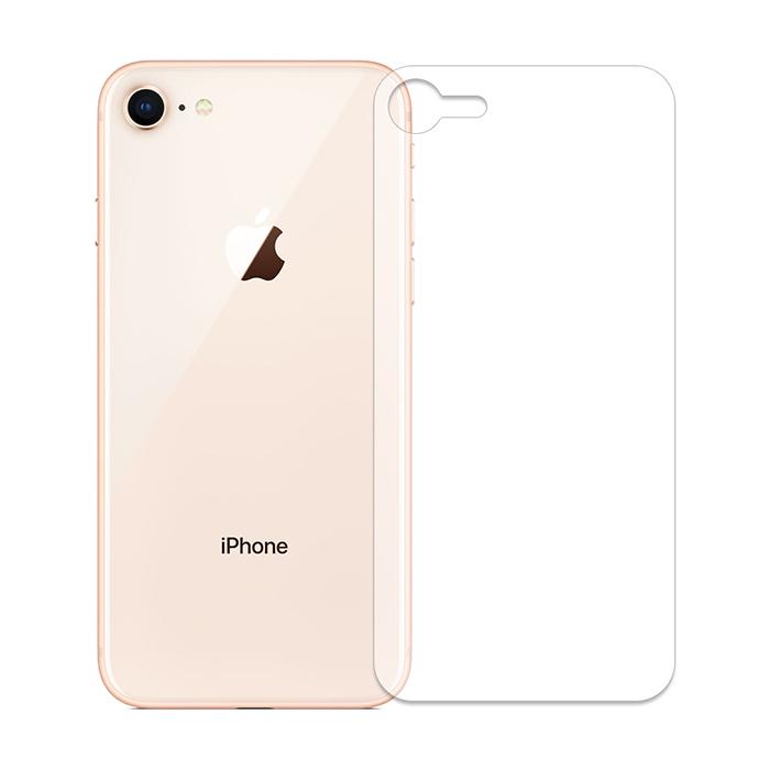 iPhone7/8 全版後貼金剛水靈膜保護貼(附刮卡)