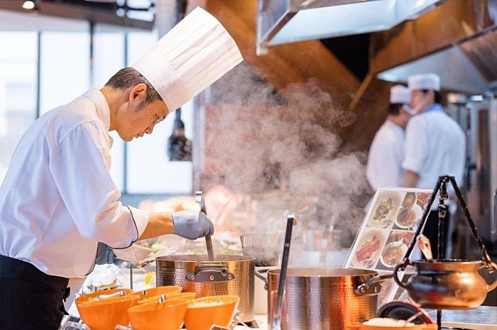 汐止遠雄購物中心悅來秀廚自助式吃到飽下午茶券一套2張