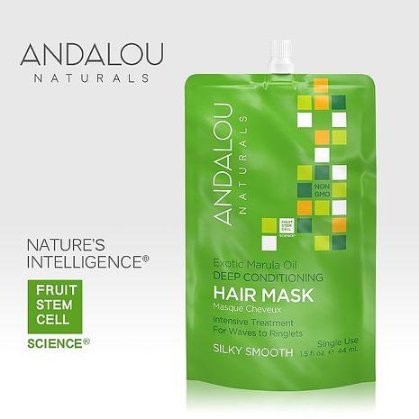 ANDALOU 安德魯 瑪乳拉果油柔順深層保濕護髮膜 44ml/單包