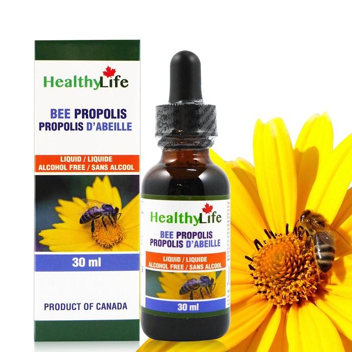 【加拿大Healthy Life】加力活蜂膠滴液Bee Propolis30毫升/瓶