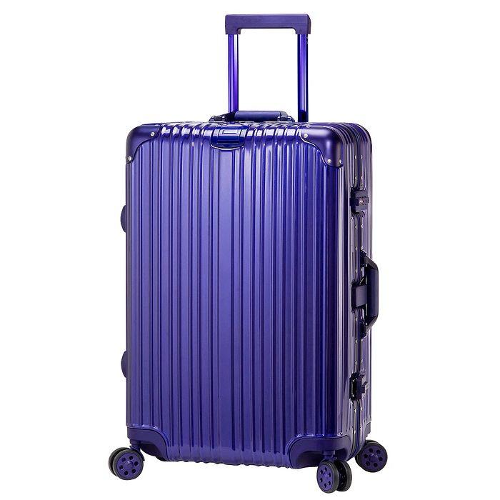 America Tiger Eternal 鋁框29吋行李箱玫瑰金