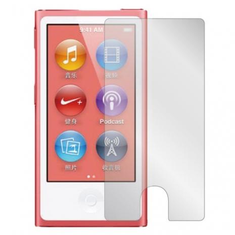 ZIYA Apple iPod Nano 7 抗刮亮面螢幕保護貼2入