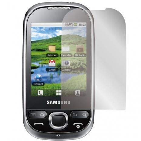 ZIYA SAMSUNG Galaxy 5 i5500抗刮螢幕保護貼 (HC) - 2入