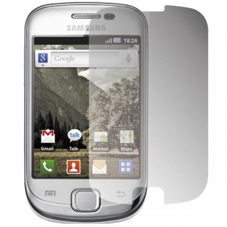 ZIYA Samsung Galaxy Fit S5670 抗反射(霧面/防指紋)螢幕保護貼 - 2入