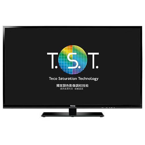 TECO 東元| 42吋LED 液晶顯示器+視訊盒/ TL4262TRE+TS1301TRA(福利品)
