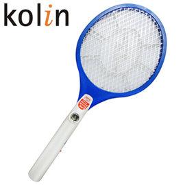 Kolin歌林 三層充電式LED電蚊拍(KEM-126)-家電.影音-myfone購物