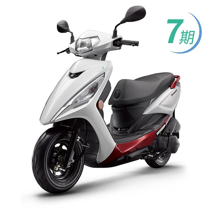 KYMCO光陽機車 新名流 125鼓煞(七期) SJ25TG (2021新車)