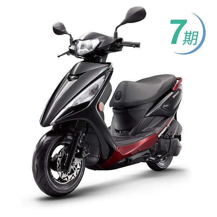 KYMCO光陽機車 新名流 125碟煞 (七期) (2021新車) SJ25TF