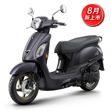 KYMCO光陽 LIKE 125 七期 SJ25XG (2021新車)