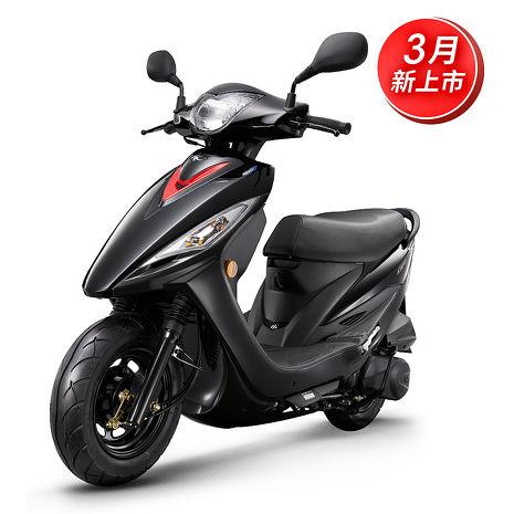KYMCO 光陽 GP 125(七期) 鼓剎  新式樣 2021新車 SJ25ZB