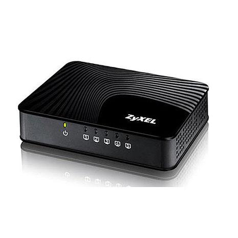 ZYXEL GS-105S v2 5埠桌上型Gigabit 多媒體乙太網路交換器