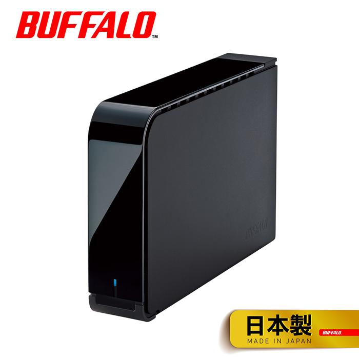 (促銷活動)BUFFALO 3TB 內建硬體加密的3.5吋USB3.0外接硬碟 HD-LX3.0TU3