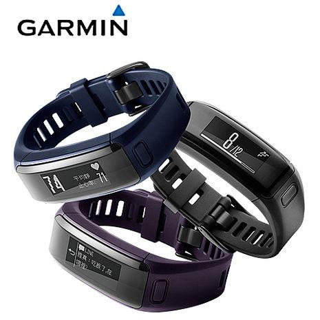 Garmin Vivosmart HR 腕式心率智慧手環 (黑)