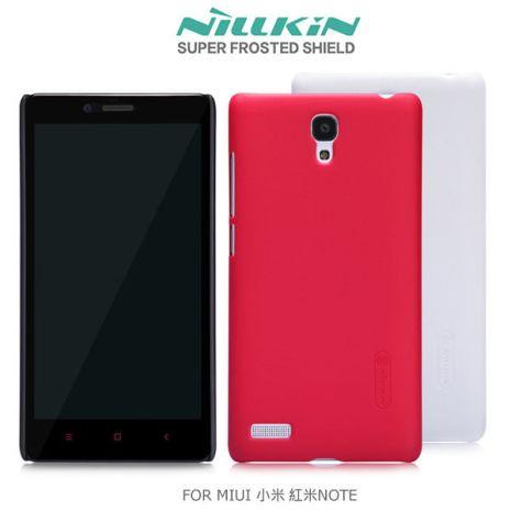 NILLKIN MIUI Xiaomi 小米 紅米NOTE 超級護盾硬質保護殼 抗指紋磨砂硬殼