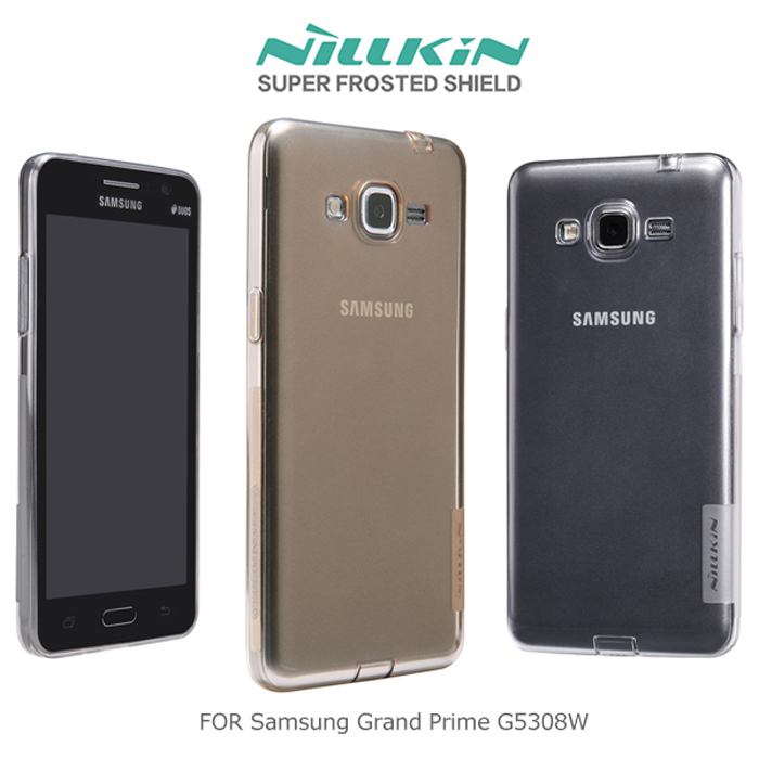 NILLKIN Samsung Grand Prime G5308W 大奇機 本色系列TPU軟套