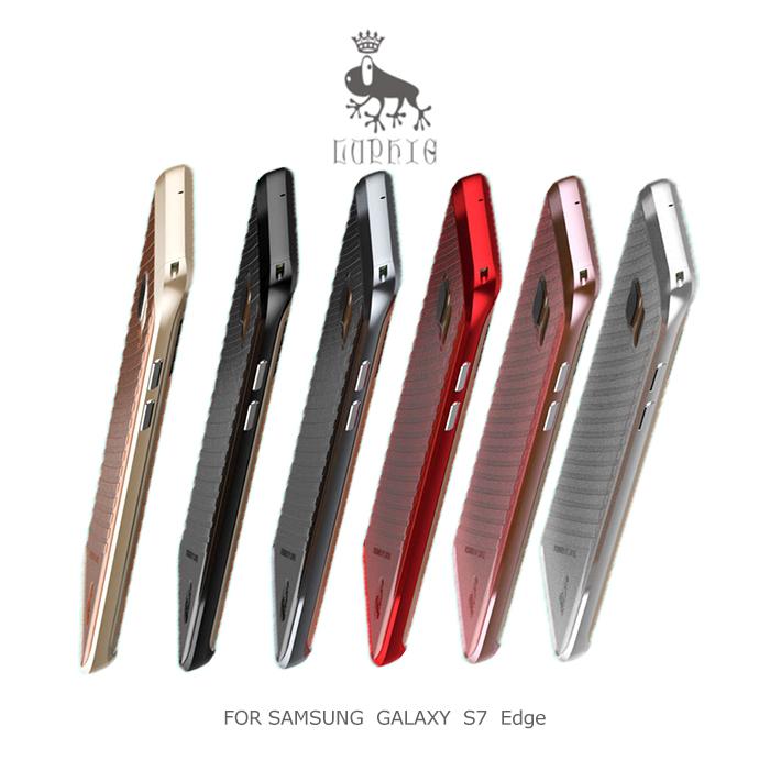 LUPHIE SAMSUNG Galaxy S7 Edge G935F 亮劍金屬邊框