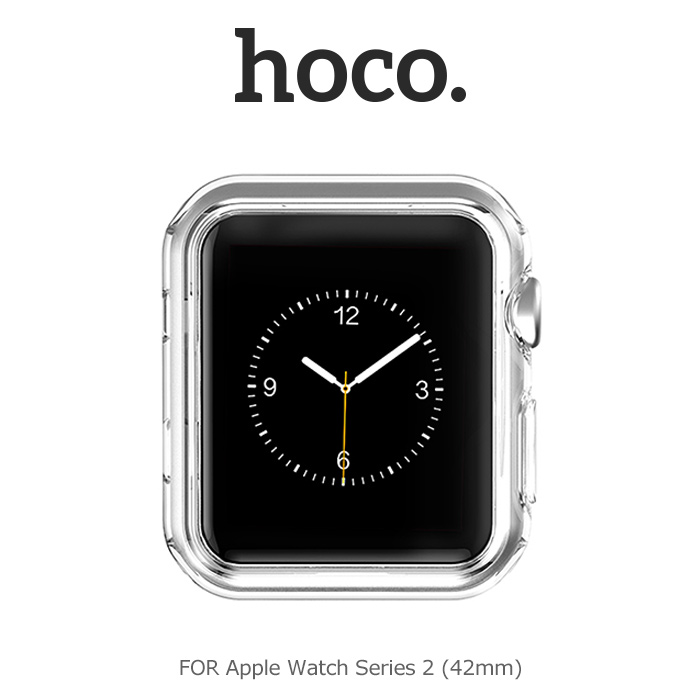 hoco Apple Watch Series 2(42mm)透明TPU套