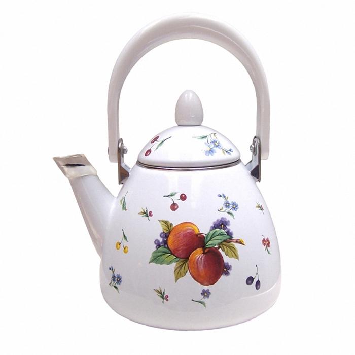 【AMONKA】日式琺瑯壺-雙蘋果