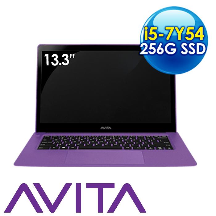 AVITA Liber 紫色 i5-7Y54/8G/256G SSD/Win10/13吋FHD