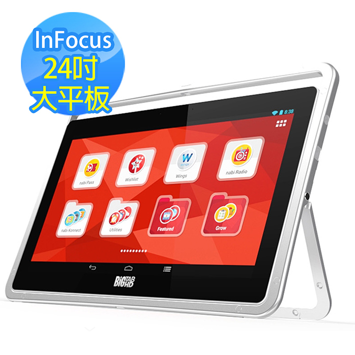 InFocus 鴻海 Big Tab HD 24吋平板電視電腦IF236A