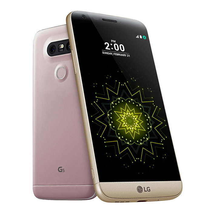 LG G5 5吋金屬雙主相機智慧型手機