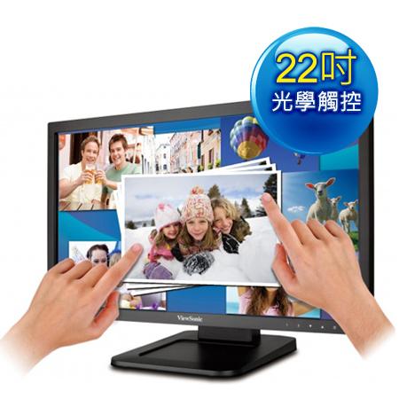 ViewSonic優派TD2220-2 22吋 Full HD光學觸控液晶螢幕