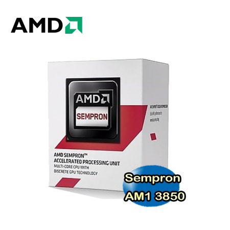 AMD Sempron 3850 四核心處理器