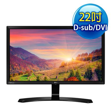 LG樂金 22MP58D-P 22型 Full HD AH-IPS護眼電競螢幕