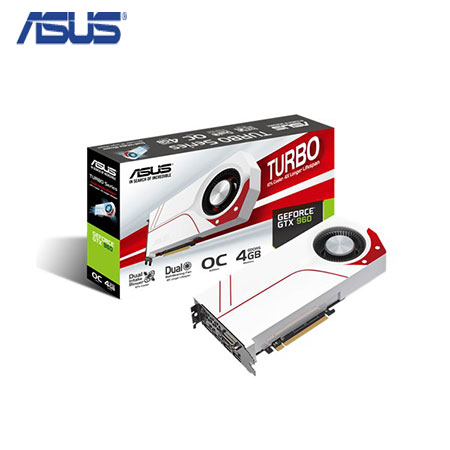 ASUS華碩 TURBO-GTX960-OC-4GD5 顯示卡