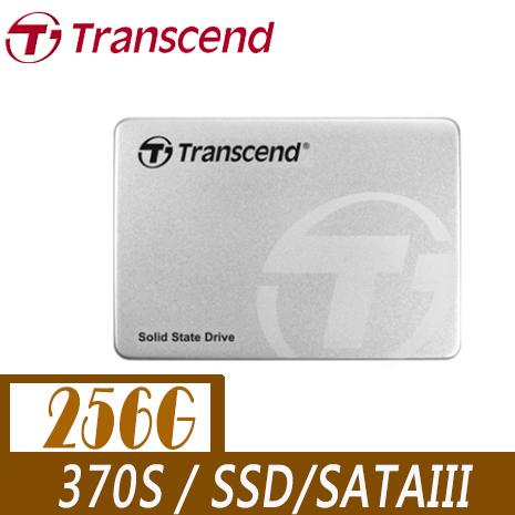 Transcend 創見 370S 256G 2.5吋 7mm SATA3 SSD 固態硬碟