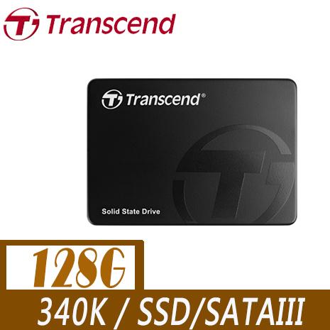 Transcend 創見 340K 128G 7mm SSD 固態硬碟
