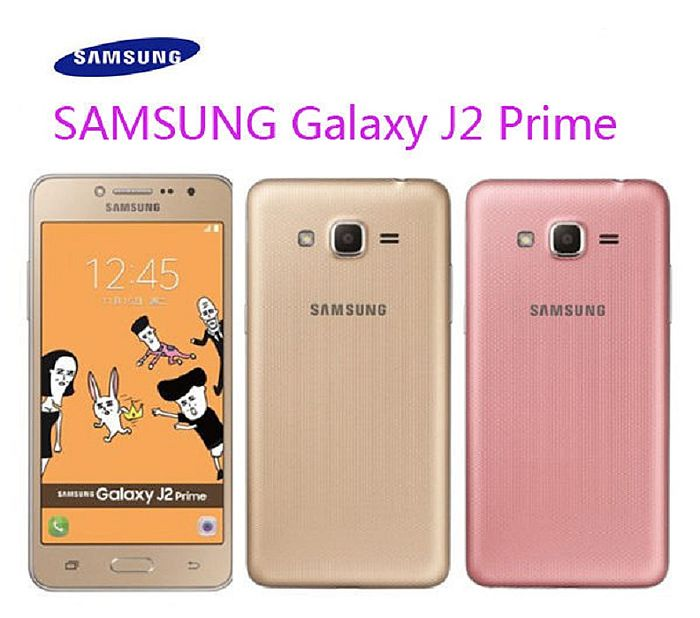Samsung Galaxy J2 Prime(G532) 尊爵版 4G LTE 5 吋 四核心處理器 雙卡雙待智慧機金色