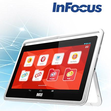 InFocus IF236A Big Tab HD 24吋 2G/16G 四核平板電視電腦(白色)