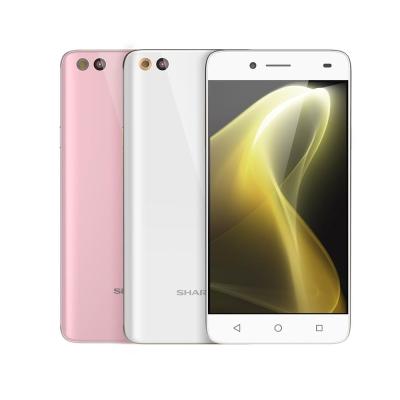 Sharp AQUOS M1 5.5吋 3G/32G 八核心美背自拍大廣角智慧型手機花嫁白