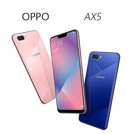 OPPO AX5 6.2吋八核心大電量雙鏡頭AI美顏機 3GB/64GB