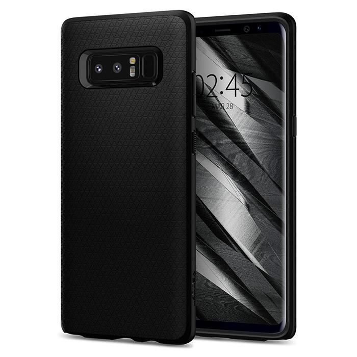 【Spigen SGP】三星 Galaxy Note 8 Liquid Air Armor 輕薄軟式吸震防撞手機殼