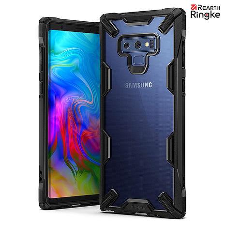 【Rearth Ringke】三星 Galaxy Note 9 [Fusion X] 透明背蓋防撞手機保護殼