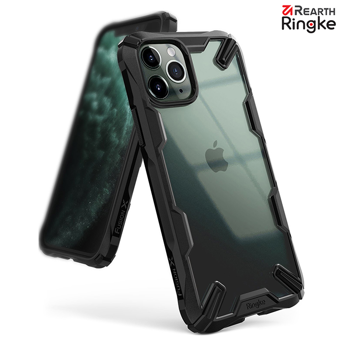 【Ringke】Rearth iPhone 11 Pro [Fusion X] 透明背蓋防撞手機殼