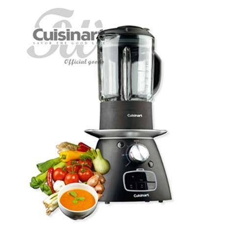 美國美膳雅《Cuisinart》冷熱兩用多功能調理機(SSB-1TW)