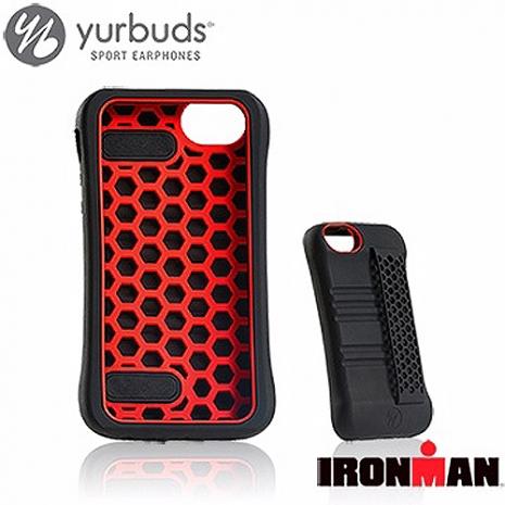 《Yurbuds》Race Case 運動專用iPhone5/5S/5C手機殼黑(AYUR-020)