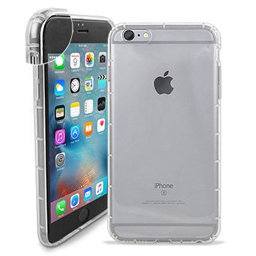 RedMoon APPLE iPhone 6s Plus 5.5吋 防摔氣墊透明TPU手機軟殼