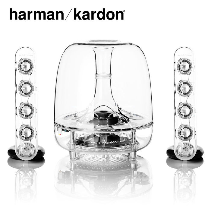 harman/kardon SoundSticks III 2.1聲道多媒體喇叭