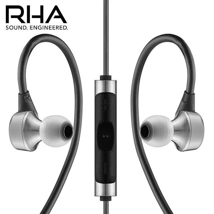 RHA MA750i 頂級隔音入耳式線控耳機