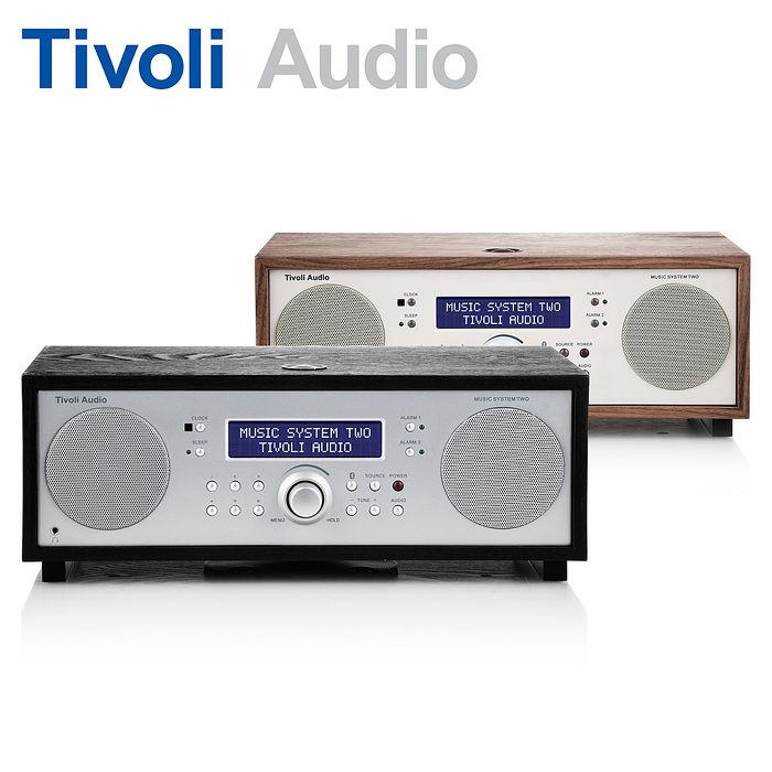 Tivoli Audio Music System II HI-FI 藍牙喇叭收音機黑色