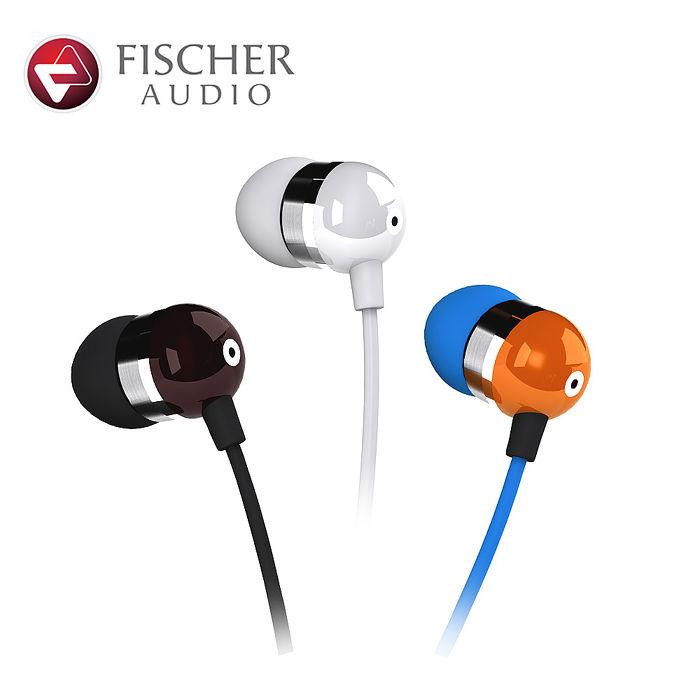 Fischer Audio 標準系列 OOG 耳道式耳機白色